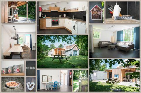 Foto 2: Vakantiehuis Larixweg 3 Burgh-Haamstede Zeeland