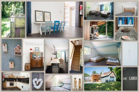 Foto 3: Vakantiehuis Larixweg 3 Burgh-Haamstede Zeeland