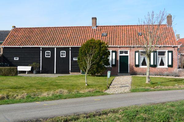 Foto 1: Vakantiehuis Tolweg 7 Biggekerke Zeeland