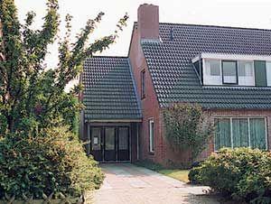 Foto 1: Vakantiehuis J.W.Schuurmanstraat 112 A Domburg Zeeland