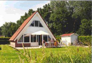 Foto 1: Vakantiehuis Burgvliet 110 Oostkapelle Zeeland
